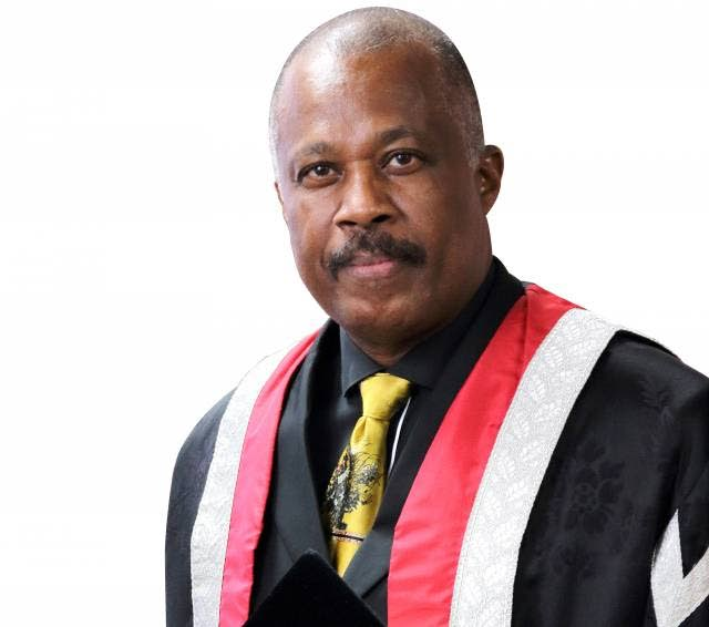 UWI vice-chancellor professor Sir Hilary Beckles. -