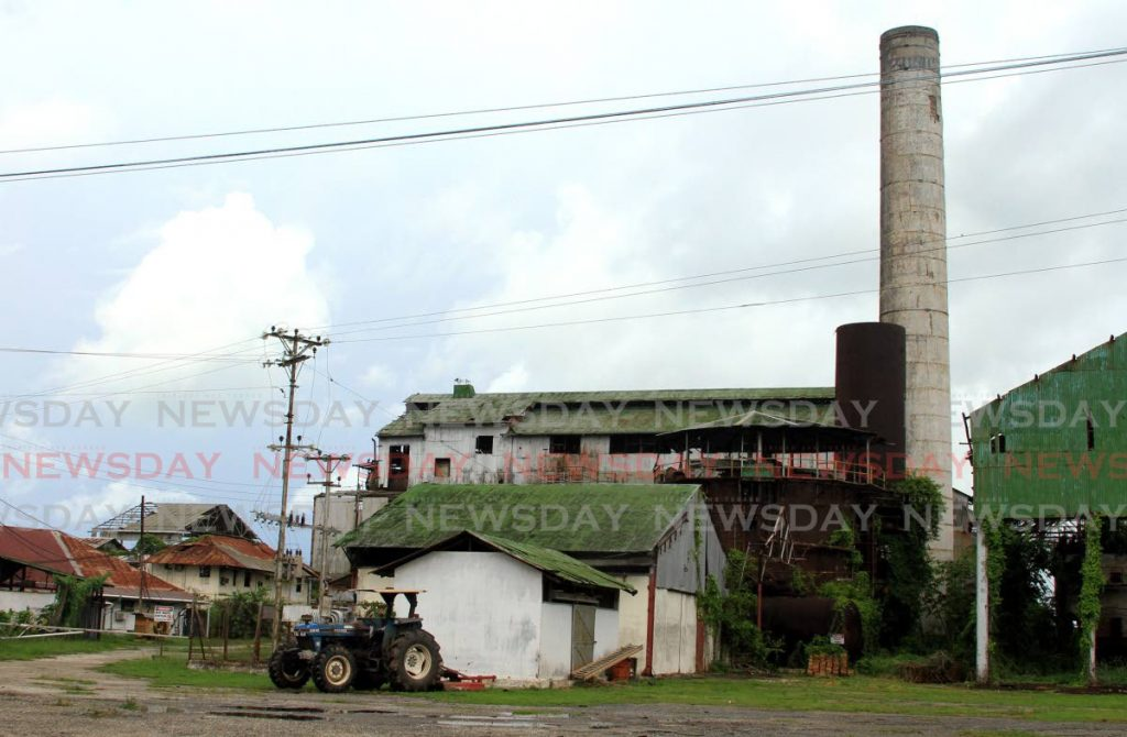 Brechin Castle in Couva, once a hub of sugar production in Trinidad and Tobago, is set to be one of two solar power plants to be built by a consortium of BP, Lightsource BP and Shell, Public Utilites Minister Marvin Gonzales said on Monday. File photo -