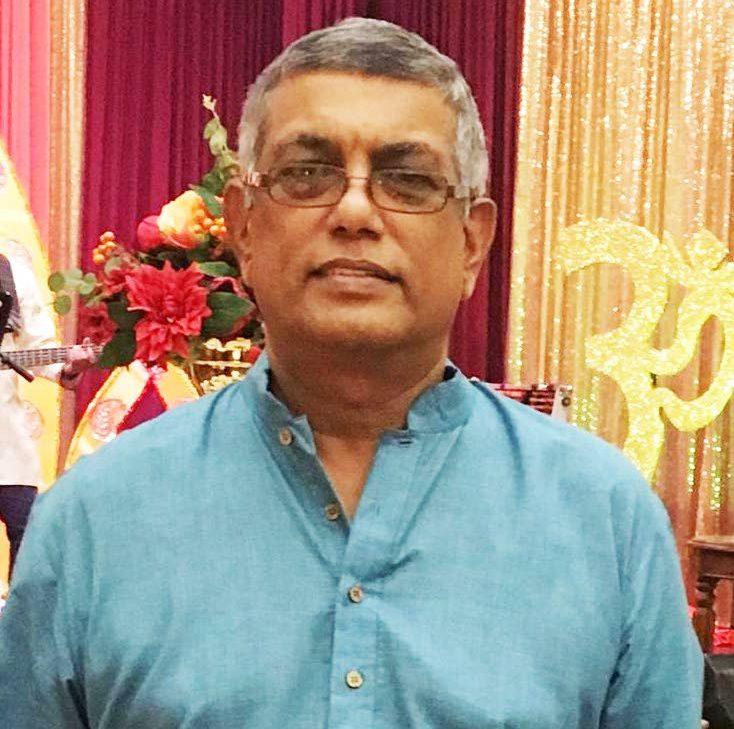 Sanatan Dharma Maha Sabha Secretary General Vijay Maharaj.