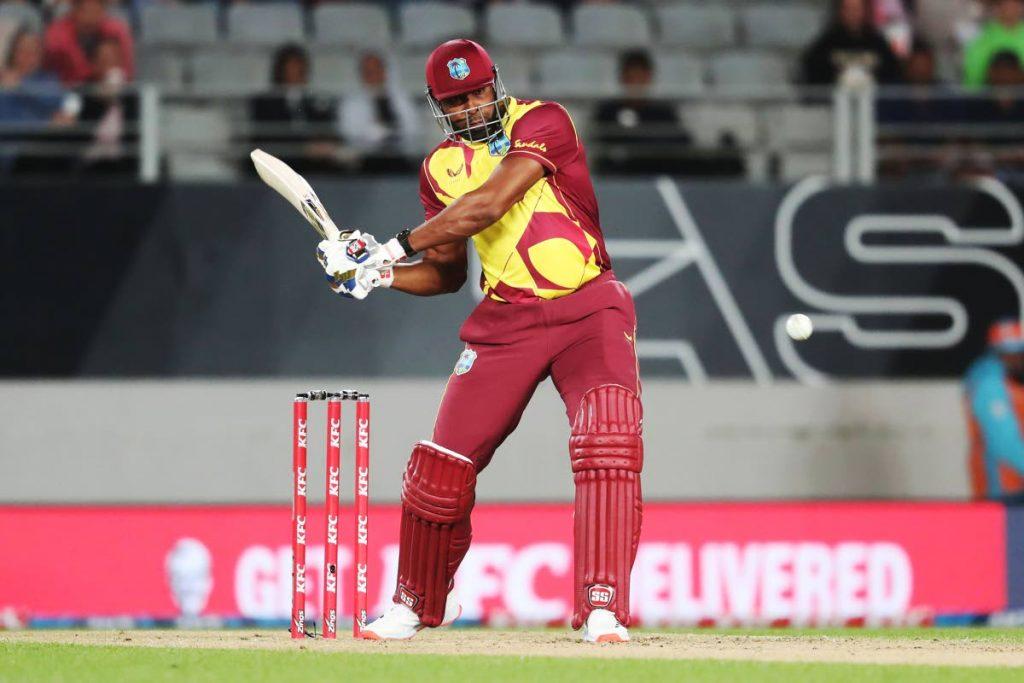 West Indies ODI/T20 skipper Kieron Pollard  -