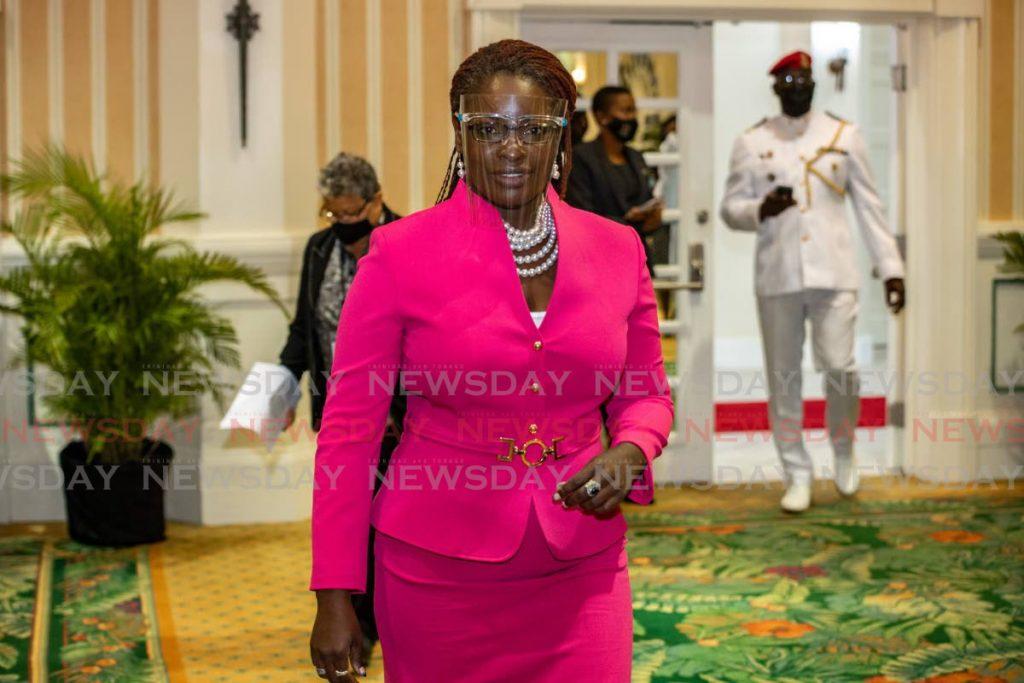 PDP deputy political leader Faith BYisreal. - JEFF K MAYERS