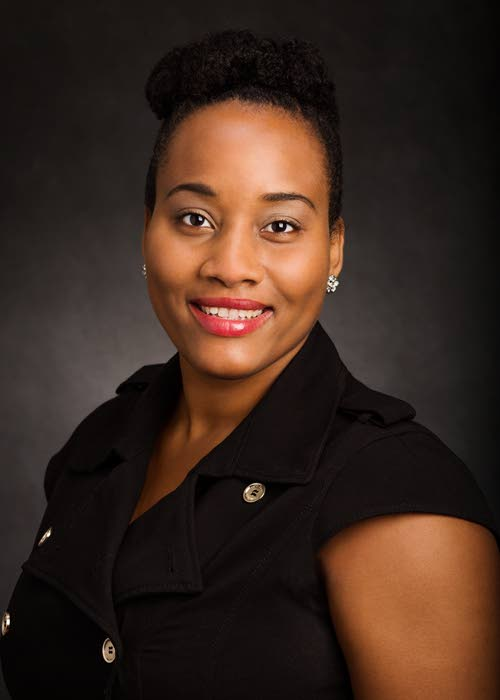 Dr Patriann Smith, assistant professor in the College of Education at the University of South Florida in Tampa. PHOTOS COURTESY PATRIANN SMITH -