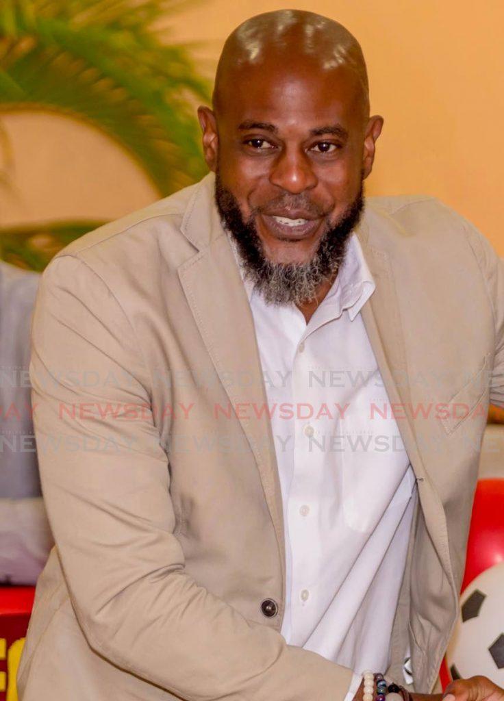 Tobago social activist Jaiye Melville. FILE PHOTO -