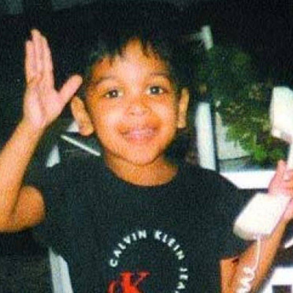 Sean Luke, 6, was murdered in 2006.  -