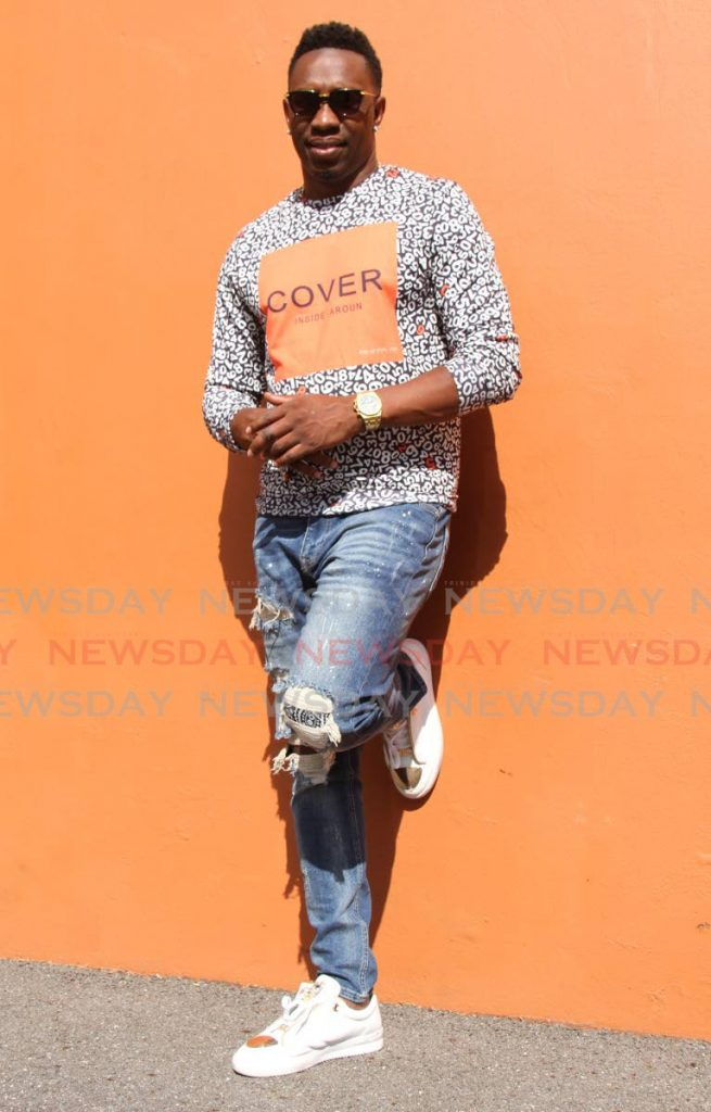 Dwayne DJ Bravo's says he hopes his new song, Sad Place, inspires people to do some self-reflection and see how they can make TT a better place. - Ayanna Kinsale