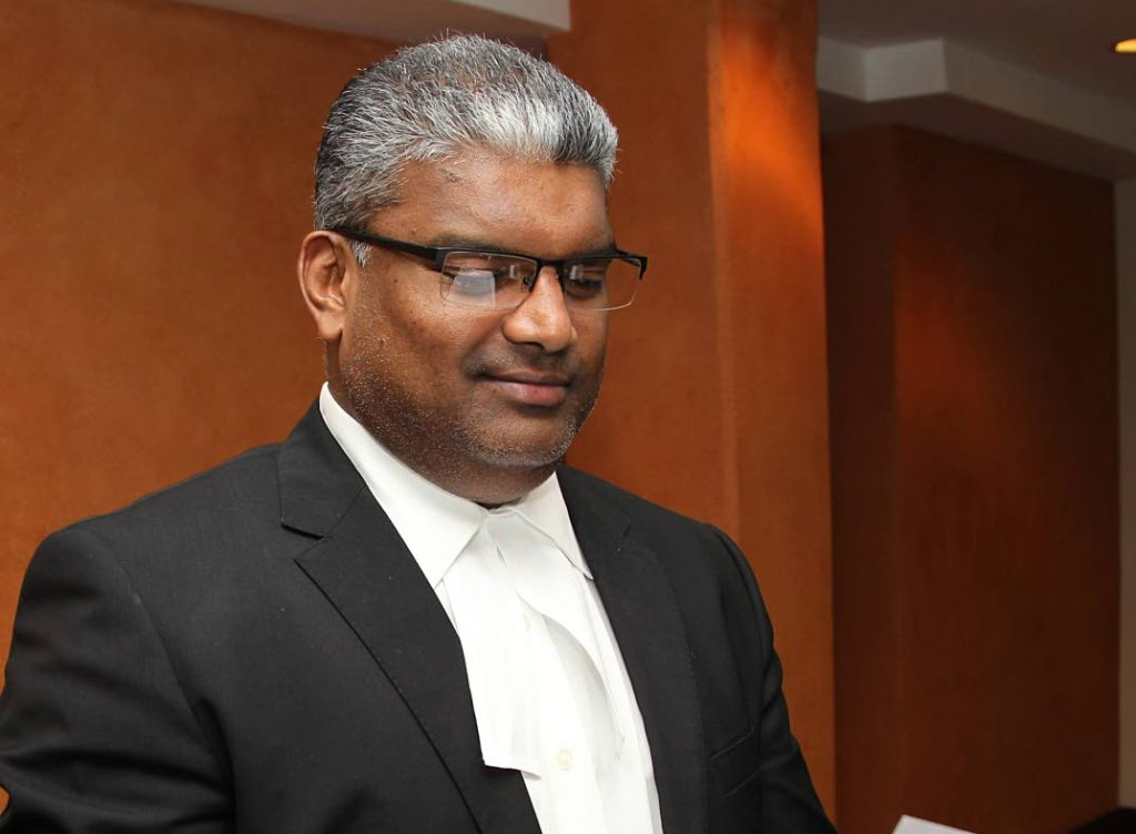Anand Ramlogan -