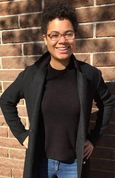 Amanda Choo Quan last year's winner of the Johnson and Amoy Achong Caribbean Writers Prize (JAAWP). -