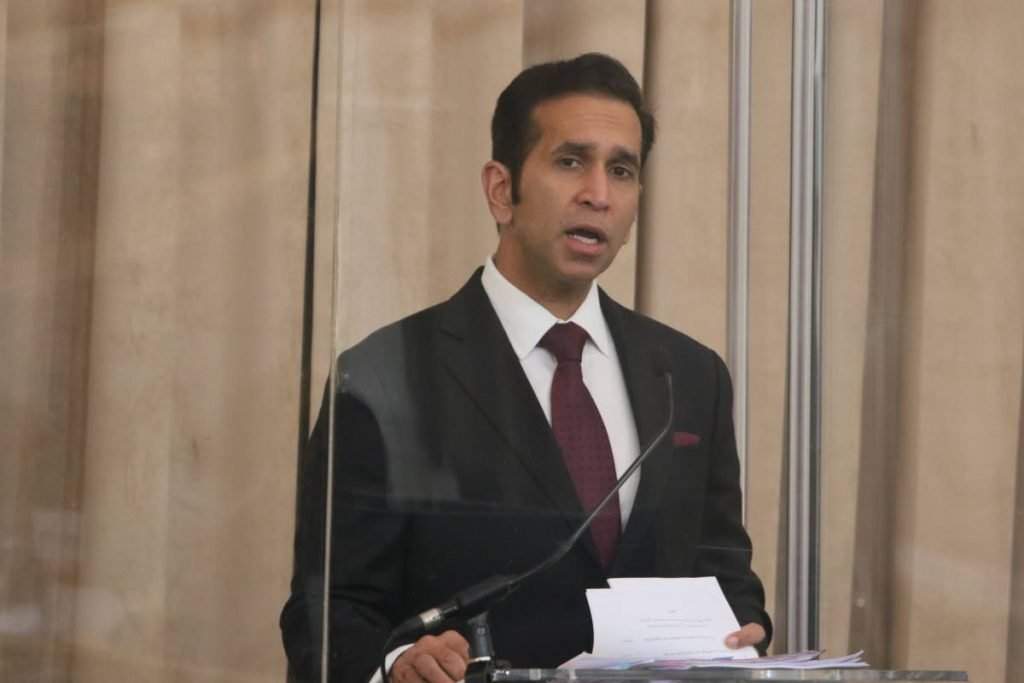 Attorney General Faris Al-Rawi. Photo courtesy Office of the Parliament. -