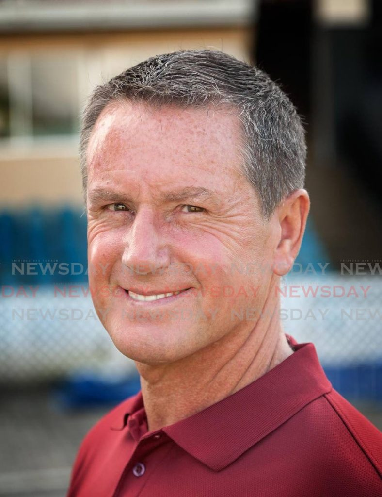 Trinidad and Tobago senior men's football team head coach Terry Fenwick hopes to have more foreign-based players for the team's next World Cup qualifier on June 5. - Mark Lyndersay