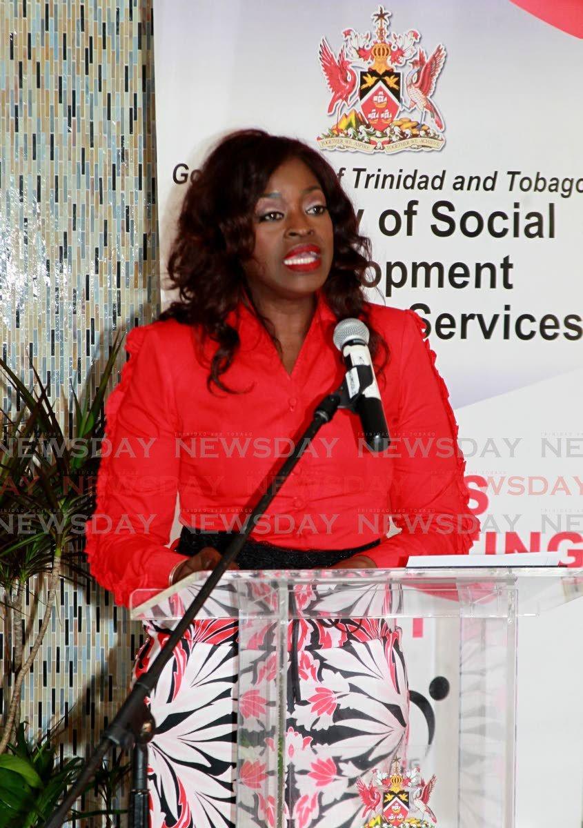 Cox: Women, girls more vulnerable to HIV/Aids - TT Newsday