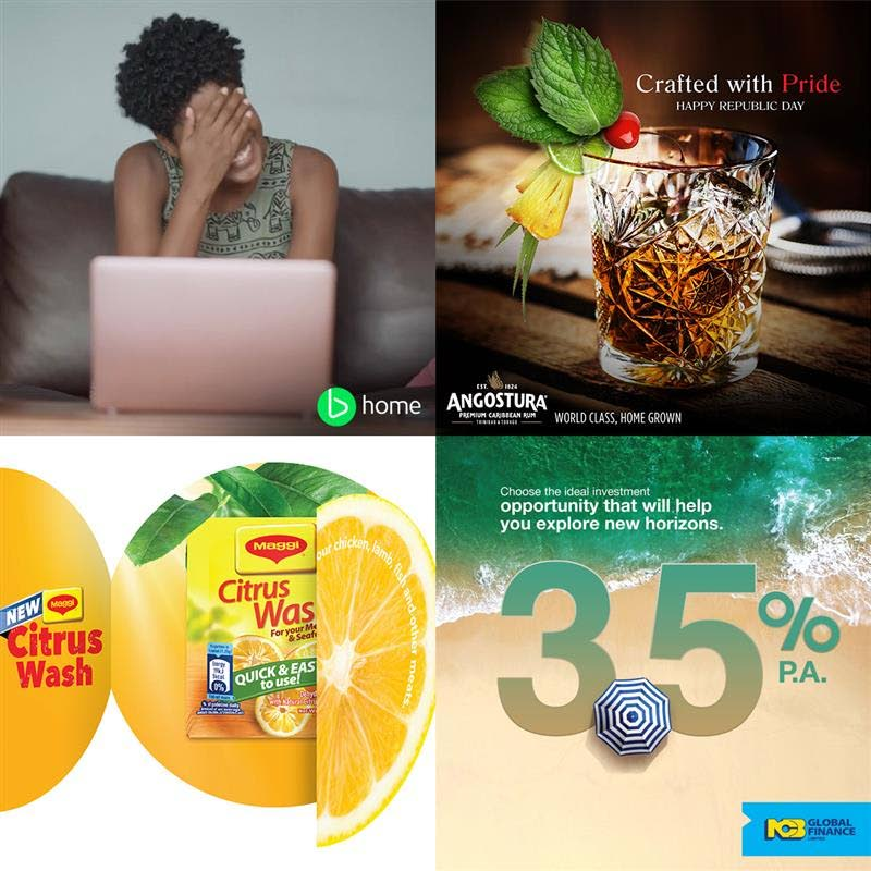 Images from some of the award winning campaigns by McCann advertsing agency. -