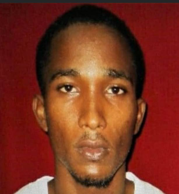 CHARGED: Andrew Sutton, charged with the murder of an Arouca businessman. Photo courtesy TTPS  -