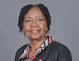 Dr Rita Pemberton.  -