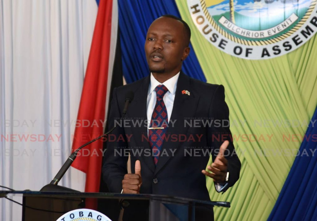 FILE PHOTO: Chief Secretary Ancil Dennis could be the last to hold the title.  -