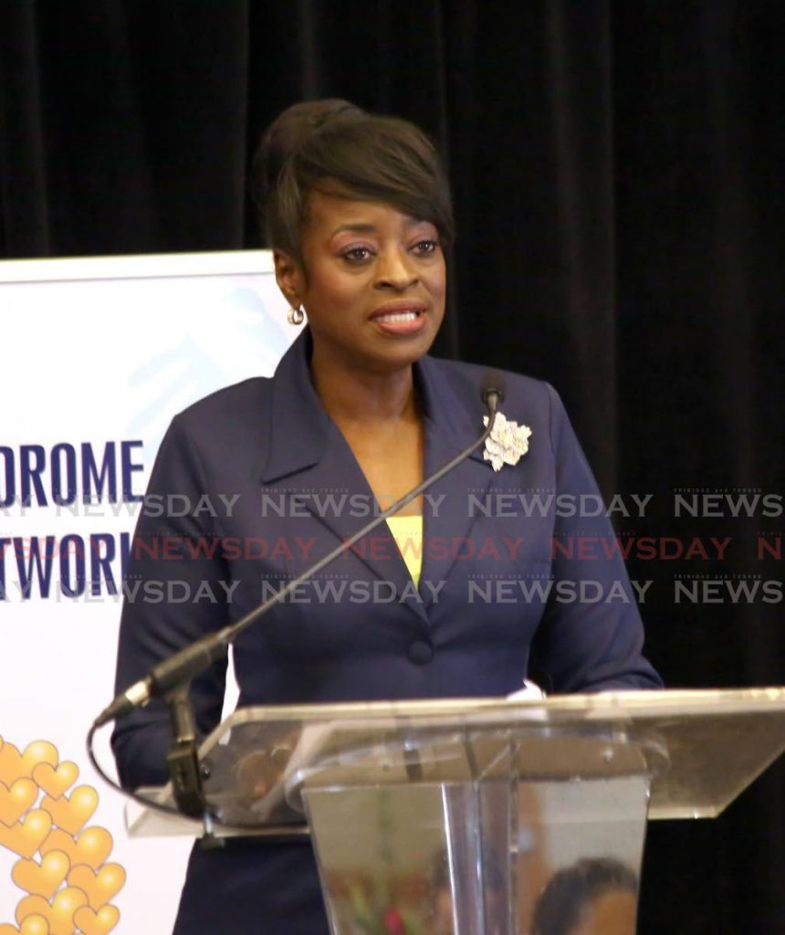 Social Development and Family Services Minister Donna Cox - SUREASH CHOLAI