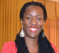 Tonni Brodber- UN Women Caribbean representative -