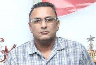 President of the Trinidad and Tobago Table Tennis Association David Joseph