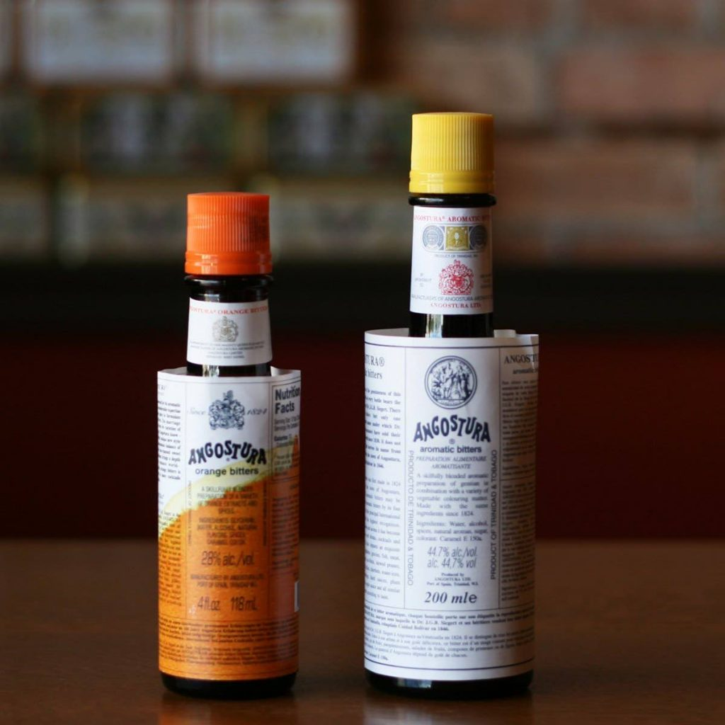The formula for Angostura Bitters is a closely guarded secret, which would be covered under the common law of confidentiality. FILE PHOTO