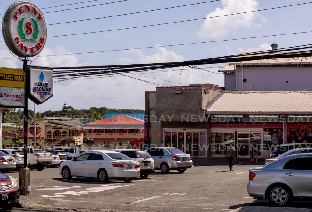 File photo: Penny Savers Supermarket. Photo by Angelo Marcelle
