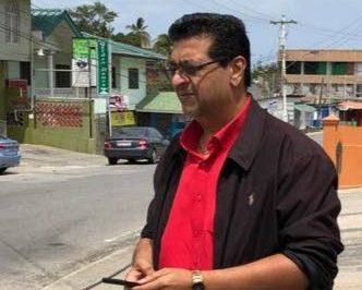 Mayaro MP Rushton Paray -