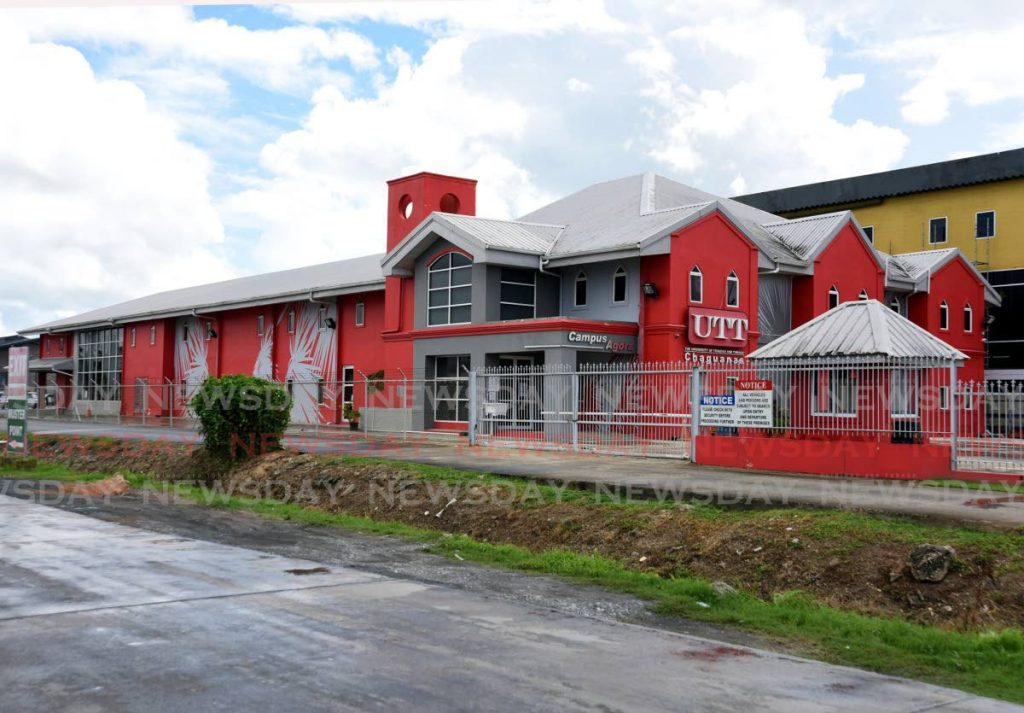 University of Trinidad and Tobago Campus, Chaguanas - Photo by Ayanna Kinsale
