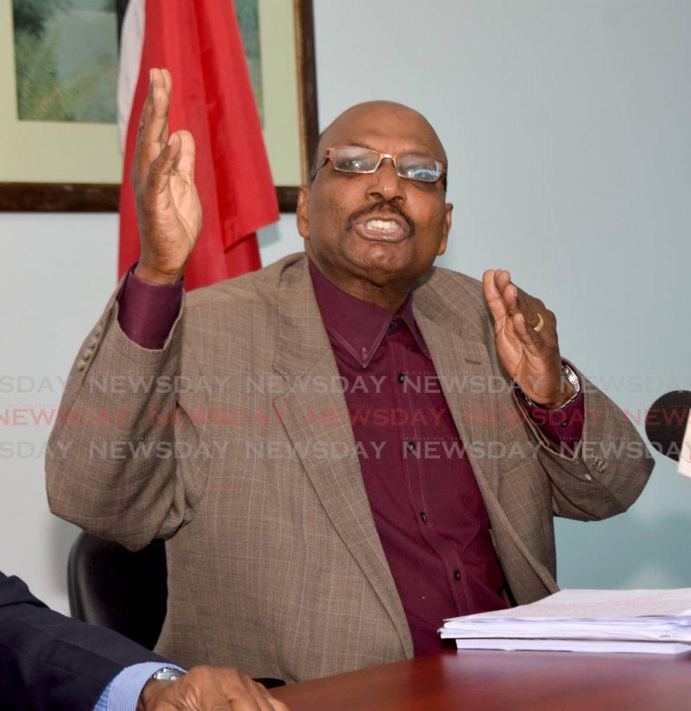 UNC Senator Wade Mark. FILE PHOTO