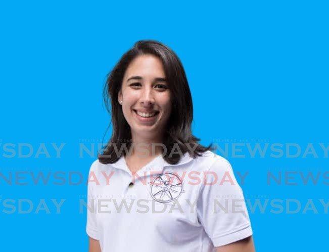 Sport pyschologist Alexandria Olton -