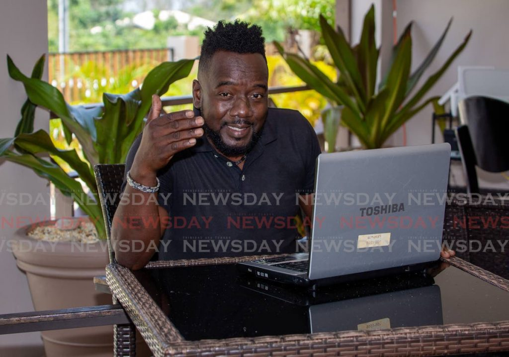 Kirton Sorias, restaurant and bar director, Tobago Hotel and Tourism Association. FILE PHOTO/DAVID REID -