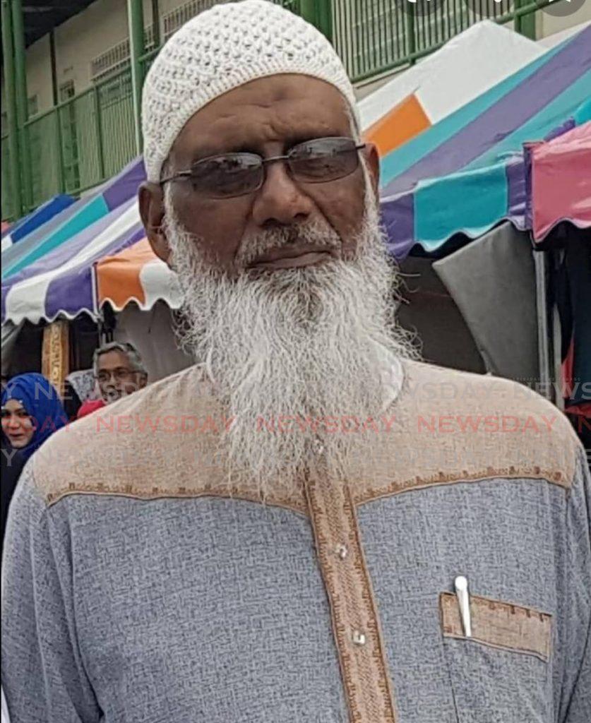 Asja PRO Imam Raffic Mohamed - Photo by Rachael Espinet