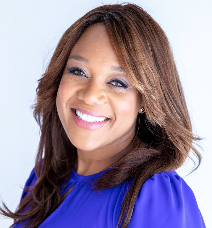 Simone Martin-Sulgan as Flow TT's vice president  -