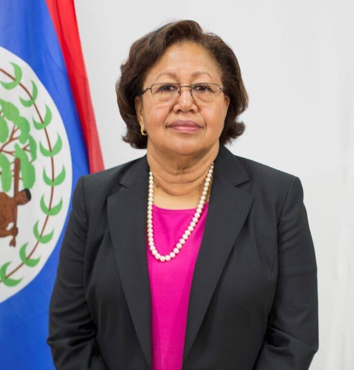 Caricom's newly elected Secretary General Dr Carla Natalie Barnett.  -