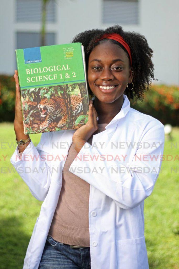 Chaya Ramsey gets partial scholarship to Howard University