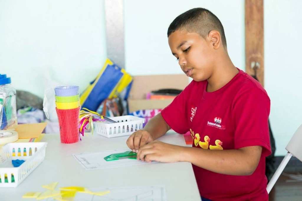 Find creative ways to engage your children at home. -