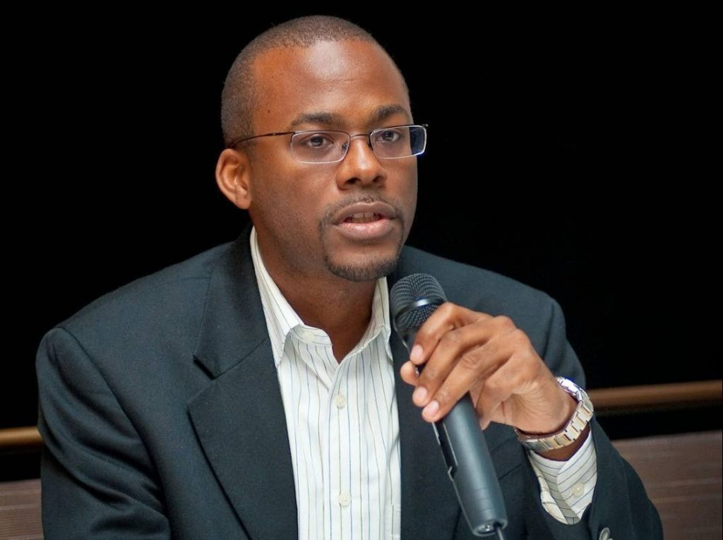 Bevil Wooding, Director of Caribbean Affairs, American Registry for Internet Numbers.