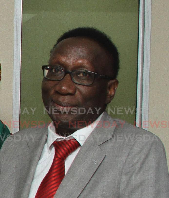 Dr Aloys Kamuragiye -