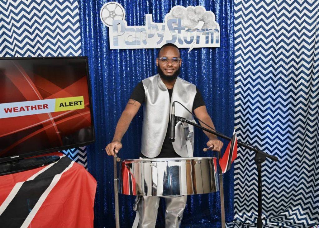 Keishaun Julien is the 2021 NLCB PanoGrama champion playing Pan by Storm. -