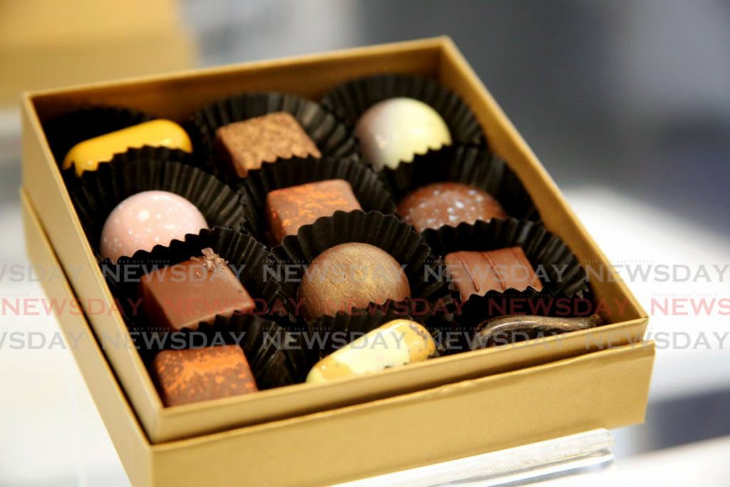 Indulge mom's sweet tooth with a gift of local chocolate.  Photo by Sureash Cholai