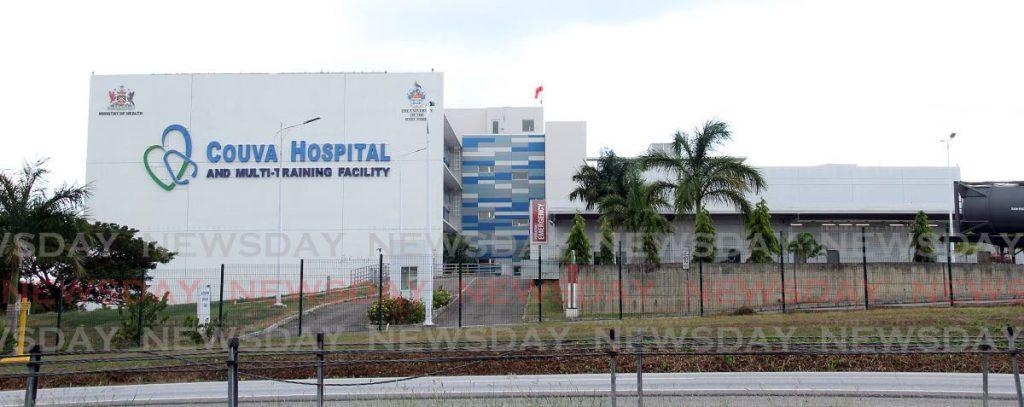 FILE PHOTO: The Couva Hospital and Multi- Training Facility. -