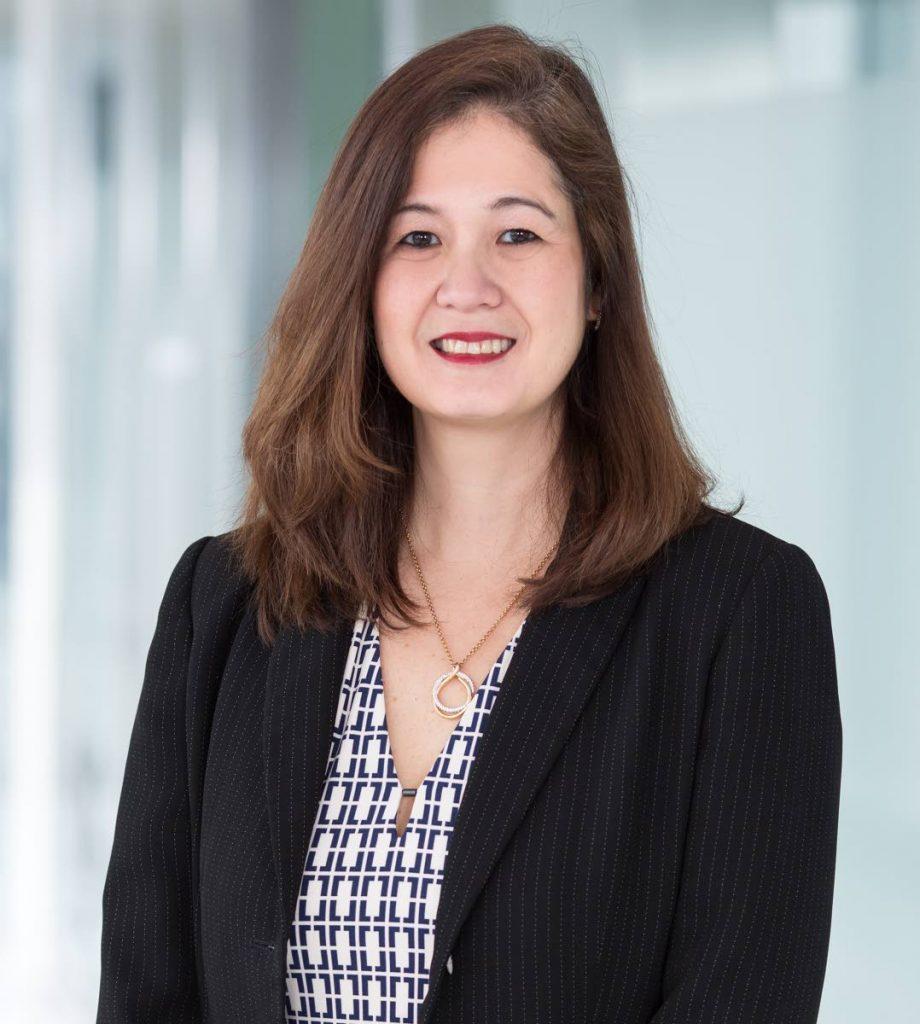 Scotiabank TT managing director Gayle Pazos. -