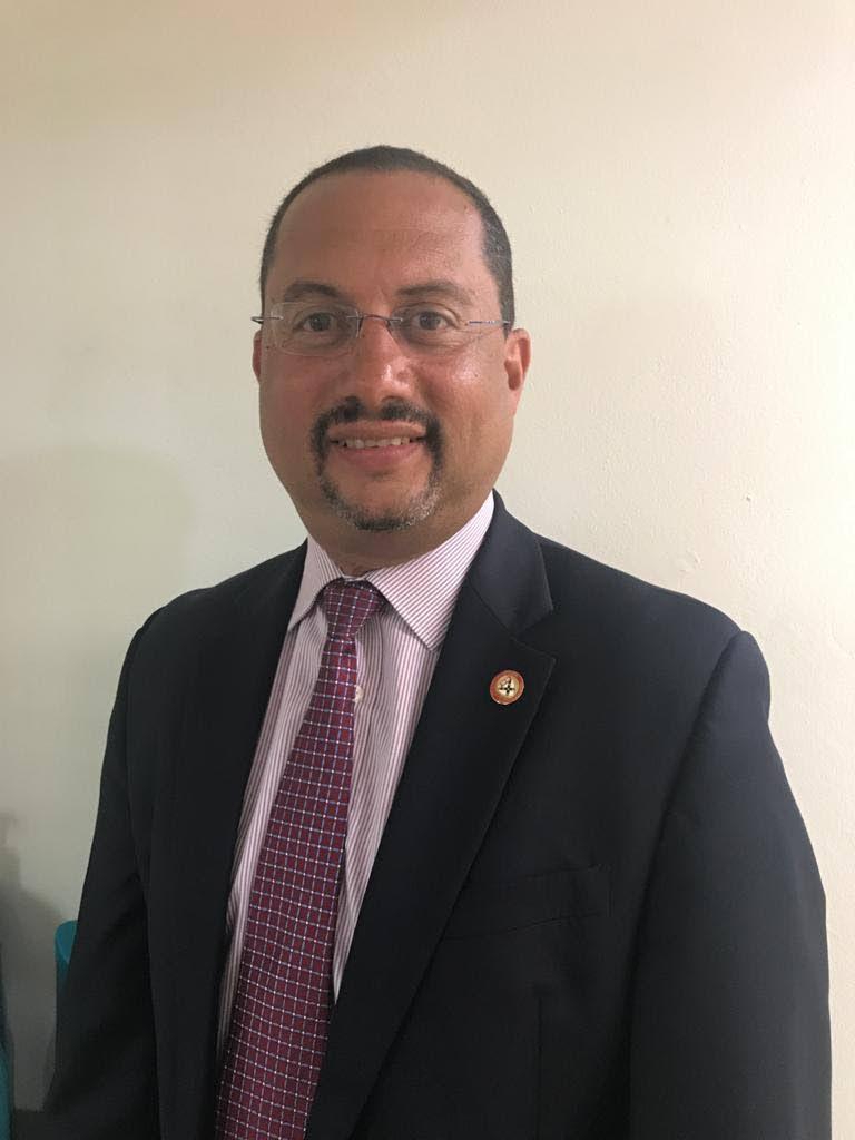 TTFA normalisation committee's Trevor Nicholas Gomez -