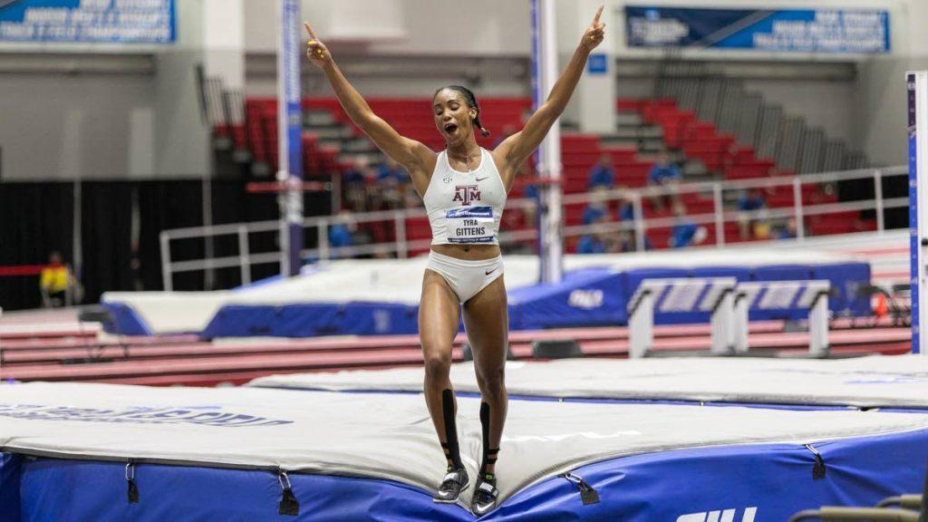 TT's Olympic-bound athlete Tyra Gittens