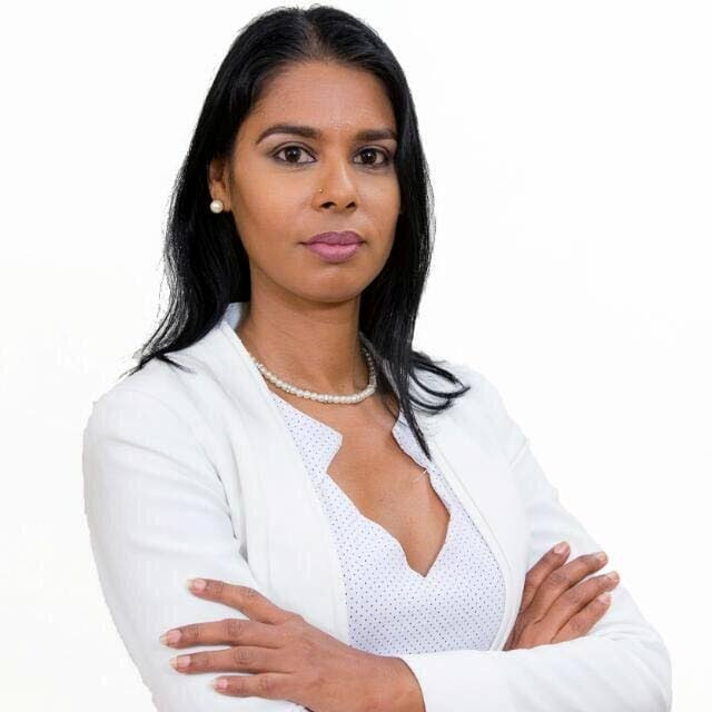 Founder of the group People Against Domestic Abuse (PADA) Dr Kamane Soman.  -