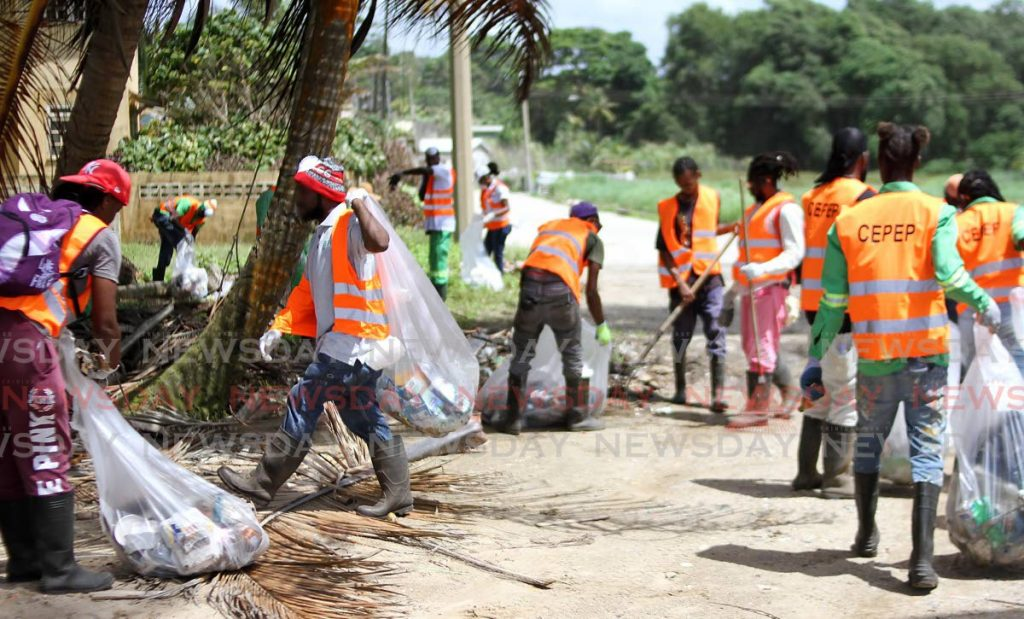 Cepep workers and contractors face the grim reality of a major reduction in their salaries plus reduced working hours as part of measures aimed at protecting jobs in the cash-strapped State company. FILE PHOTO  -