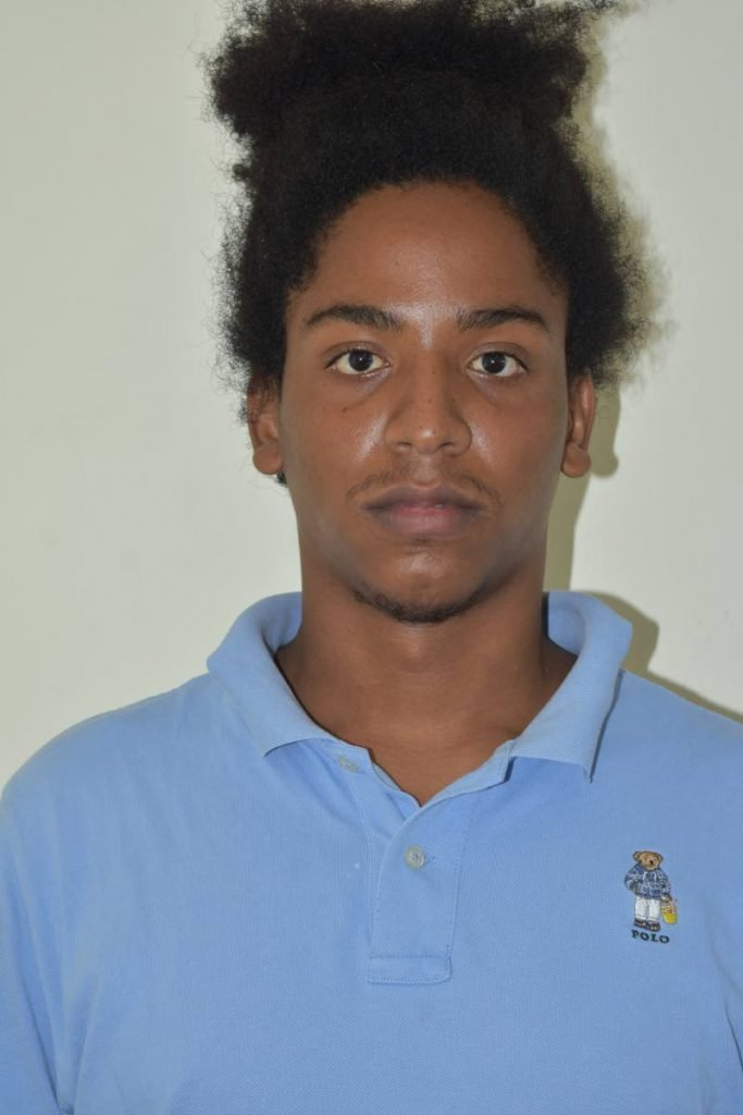 CHARGED: Immanuel Marcelle. Photo courtesy TTPS -