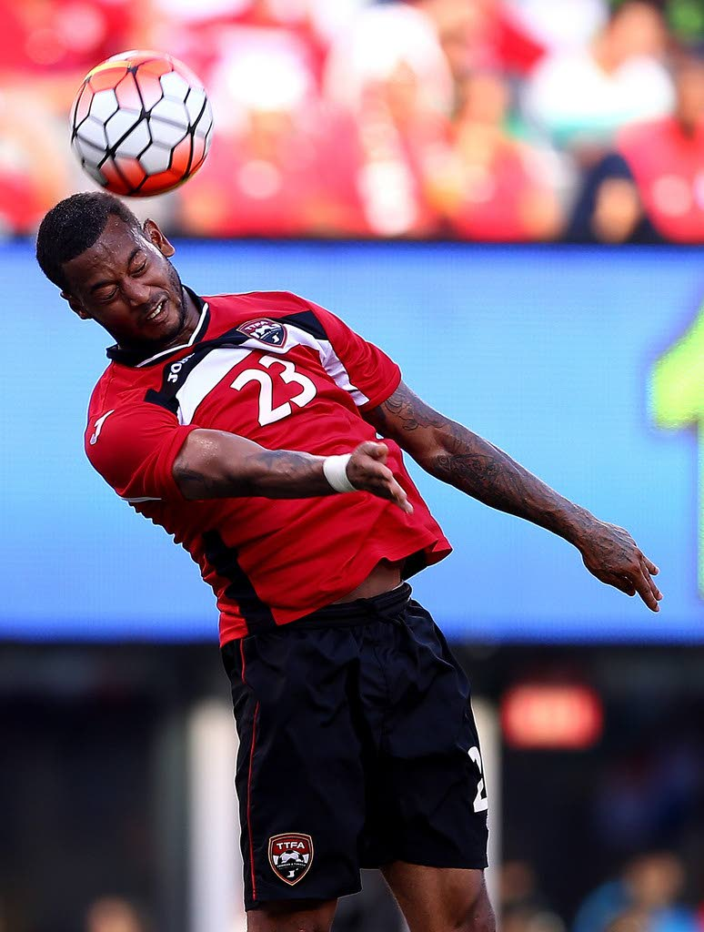 Trinidad and Tobago's Lester Peltier on Monday announced his retirement from international football according to the TT Football Association. -