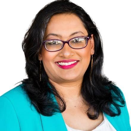 Author Marcia Nathai-Balkissoon -