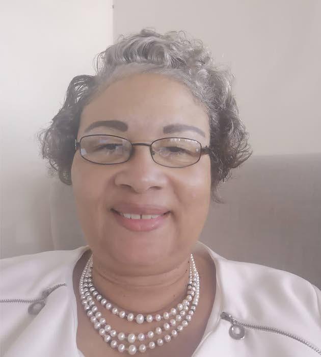 Dr Joy St John Photo courtesy CARPHA -