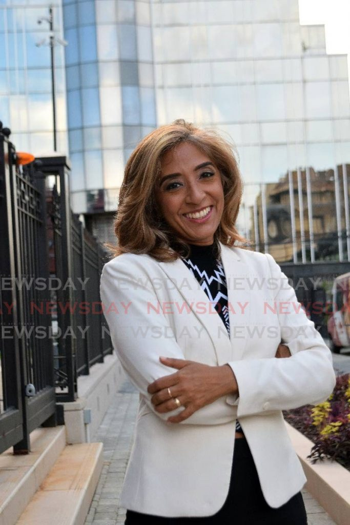 Gabrielle Hosein -