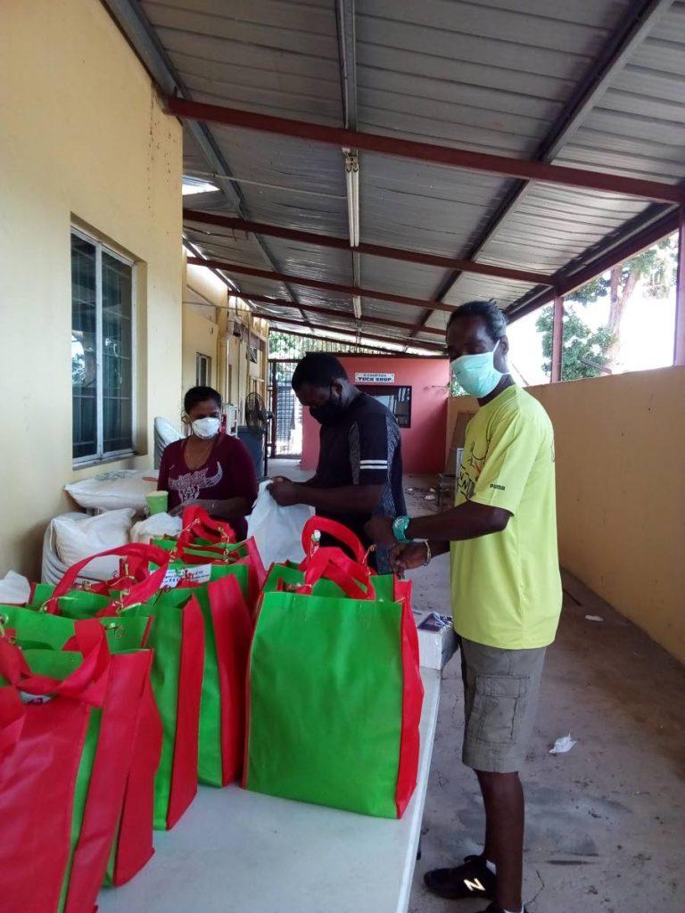 Digicel Foundation donates grocery vouchers to 1,000 families - TT Newsday