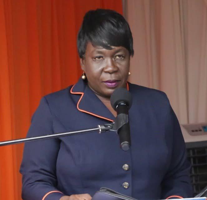 Former TRHA chairman Ingrid Melville  -